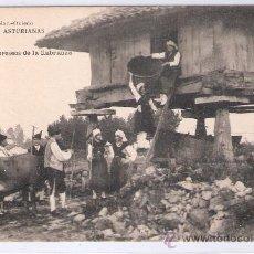 Postales: ASTURIAS- COSTUMBRES ASTURIANAS - (5536). Lote 25372439