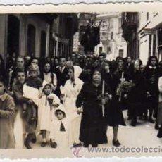 Postales: FOTO RAMONÍN ROZAS. LLANES. PROCESION. ASTURIAS.. Lote 25382906