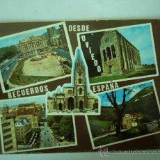Postales: OVIEDO. ASTURIAS. Nº 1092. ED. ALCE. ESCRITA Y CIRCULADA. Lote 25920935