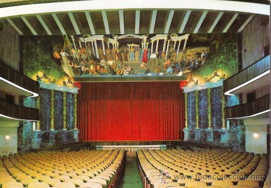 Po1057 gijon teatro de la universidad labora comprar for Teatro de la laboral