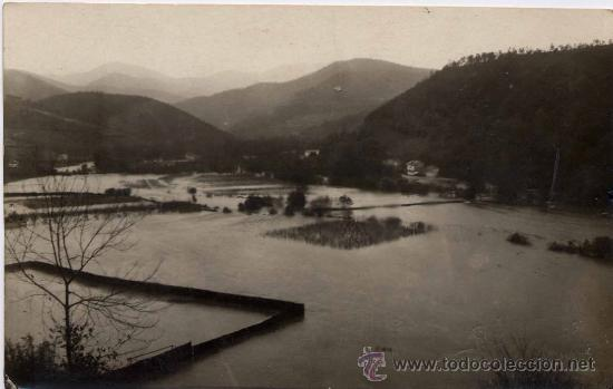 LUARCA (ASTURIAS).- POSTAL FOTOGRÁFICA GÓMEZ (Postales - España - Asturias Moderna (desde 1.940))