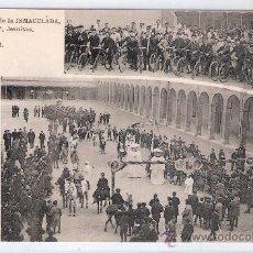 Postales: GIJON - COLEGIO DE LA INMACULADA- 23 - UN FESTIVAL - (6018). Lote 26980114