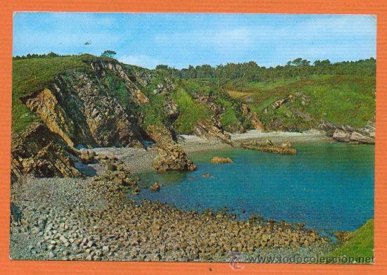 LA CARIDAD - PLAYA DE PERMENANDE - Nº 1 EDICIONES ALARDE (Postales - España - Asturias Moderna (desde 1.940))