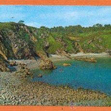Postales: LA CARIDAD - PLAYA DE PERMENANDE - Nº 1 EDICIONES ALARDE. Lote 27303537