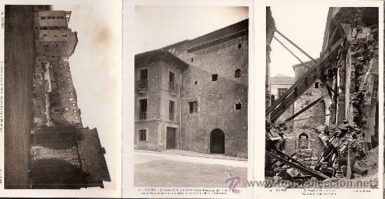 Postales: OVIEDO - SUCESOS OCTUBRE 1934- 15 POSTALES FOTOGRAFICAS EN BLOCK ACORDEON- VER FOTOS- (B-34) - Foto 6 - 27362696