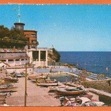 Postales: GIJON - PABELLON REAL CLUB ASTUR DE REGATAS - Nº 166 EDICIONES ALCE. Lote 27645829