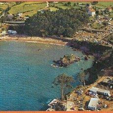 Postales: SANTA MARIA DEL MAR - ASTURIAS - PLAYA - VISTA AEREA - Nº 2038 EDICIONES ALCE. Lote 27735464