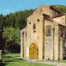 Postales: OVIEDO - SAN MIGUEL DE LILLO (MONUMENTO NACIONAL SIGLO IX). Lote 27741036