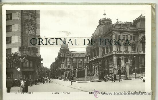 Postales: (PS-23599)BLOC DE 10 POSTALES FOTOGRAFICAS DE OVIEDO -EDICION L.ROISIN - Foto 2 - 28124584