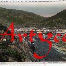Postales: INTERESANTE POSTAL - MIERES (ASTURIAS) - VISTA PARCIAL N.E.. Lote 28431883