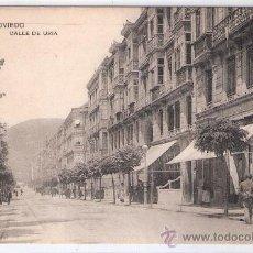 Postales: OVIEDO - CALLE DE URIA - CIRCULADA -(8035). Lote 28648726