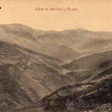 Postales: ASTURIAS.. VALLÉS DEL NAVIDIELO Y PARANA. CASTAÑEIRA. SIN CIRCULAR.. Lote 28683363