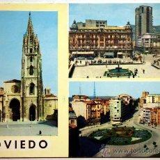Postales: ASTURIAS. OVIEDO. VARIAS VISTAS.. Lote 29190575