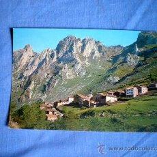 Postales: POSTAL PICOS EUROPA TIELVE Y SIERRA VISTA PANORAMICA NO CIRCULADA. Lote 29273925
