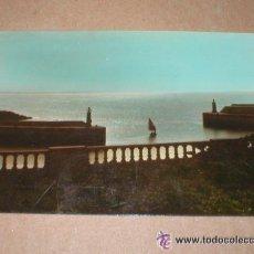 Postales: TAPIA DE CASARIEGO ASTURIAS CONTRALUZ. Lote 29279361