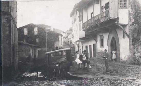 ASTURIAS.- POSTAL FOTOGRÁFICA (Postales - España - Asturias Moderna (desde 1.940))