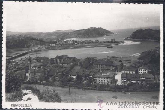 RIBADESELLA (ASTURIAS).- FOTOMELY (Postales - España - Asturias Moderna (desde 1.940))