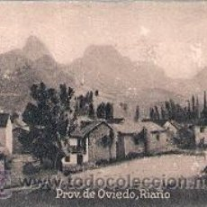 Postales: POSTAL ORIGINAL DECADA DE LOS 30. OVIEDO, RIANO. Nº 350. VER TAMAÑO Y EXPLICACION.. Lote 30146128