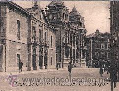 POSTAL ORIGINAL DECADA DE LOS 30. LLANES. CALLE MAYOR. Nº 304. VER TAMAÑO Y EXPLICACION (Postales - España - Asturias Moderna (desde 1.940))