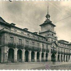 Postales: 1022 - OVIEDO - AYUNTAMIENTO - EDIC. GARCIA GARRABELLA - CIRCULADA 1950. Lote 30577742