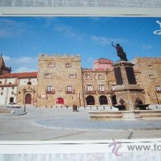 Postales: POSTAL DE GIJON (ASTURIAS) REY PELAYO Y PALACIO DE REVILLAGIGEDO. Lote 30617696