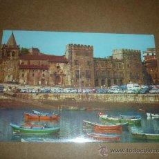 Postales: POSTAL DE GIJON.PALACIO DE REVILLAGIGEDO.. Lote 31383194