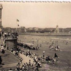 Cartes Postales: GIJON - PLAYA DE SAN LORENZO - FOTO: ROISIN Nº 9. Lote 31278237