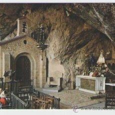 Postales: COVADONGA - SANTA CUEVA - EDICIÓN DOMINGUEZ - POSTAL. Lote 31287776