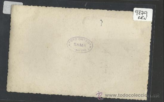 Postales: SAMA - FOTO TAMAÑO POSTAL - VER REVERSO - FOTO ORTEGA - (9879) - Foto 2 - 31335454