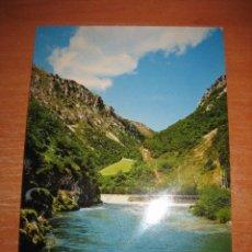 Postales: Nº 325-RIO CARES POZO SALMONERO(NISERIAS) EDICIONES ALCE. Lote 31576561