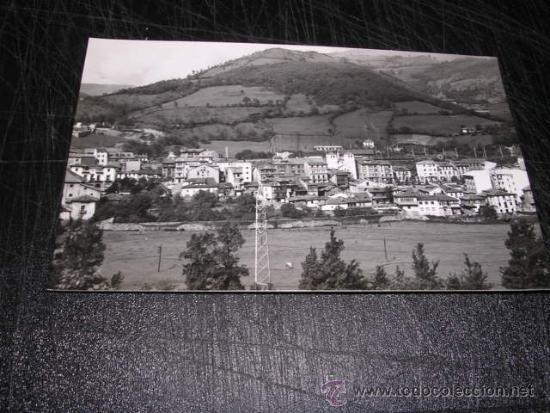 2 .- POLA DE LENA , VISTA PARCIAL ,EDC. ALARDE 14X9 CM. (Postales - España - Asturias Moderna (desde 1.940))