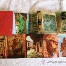 Postales: POSTALES NO CIRCULADAS 20 VIRGEN CAMINO+ 8 ALTAMIRA. Lote 32045868