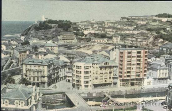LUARCA (ASTURIAS).- VISTA PARCIAL (Postales - España - Asturias Moderna (desde 1.940))