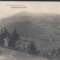 Postales: CONCHA DE ARTEDO (ASTURIAS). Lote 32111492