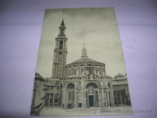 POSTAL UNIVERSIDAD LABORAL DE GIJÓN .ASTURIAS. (Postales - España - Asturias Moderna (desde 1.940))