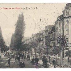 Postales: OVIEDO. PASEO DE LOS ALAMOS. (THOMAS, Nº 1585). Lote 32755060