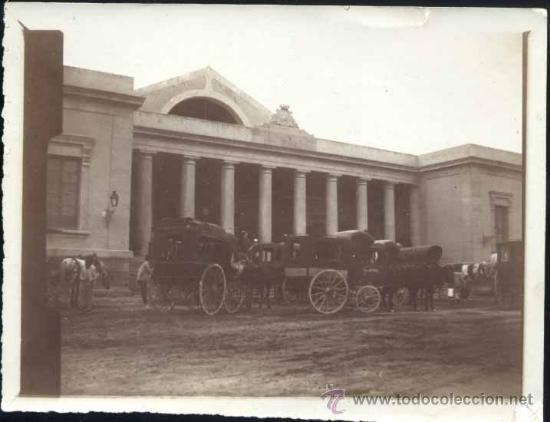 OVIEDO (ASTURIAS).- FOTOGRAFÍA AÑO 1899- MEDIDAS 12 X 9 CMS (Postales - España - Asturias Antigua (hasta 1.939))