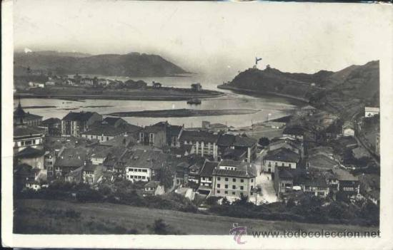 RIBADESELLA (ASTURIAS).- VISTA GENERAL (Postales - España - Asturias Moderna (desde 1.940))
