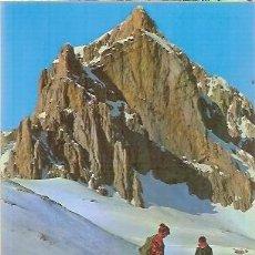 Postales: POSTAL A COLOR 52 PICOS DE EUROPA PEA VIEJA MACIZO CENTRAL FOTO BUSTAMANTE DE POTES. Lote 33140100