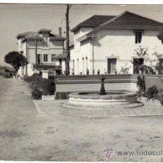 Postales: BONITA Y RARA POSTAL - BALLOTA - EL PUEBLO MAS BONITO DE ASTURIAS EN 1960. Lote 33565352