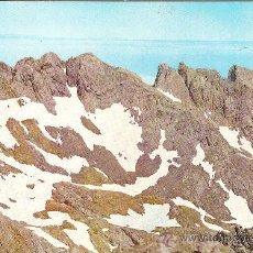 Postales: PICOS DE EUROPA, LA PEÑA VIEJA - EDICIONES SICILIA - ESCRITA 1963. Lote 33720945