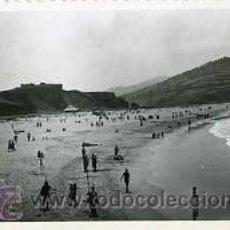 Postales: VILLAVICIOSA (ASTURIAS).- PLAYA DE RODILES.- EDICIONES FOTO MINFER..- FOTOGRAFICA.. Lote 34204438
