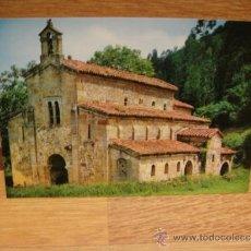 Postales: VILLAVICIOSA , BASILICA DE SAN SALVADOR - SIN CIRCULAR - EDICIONES ALARDE. Lote 34432133