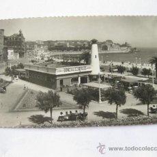 Postales: FOTOGRAFIA POSTAL DEL CLUB NAUTICO DE GIJON - CIRCULADA EN 1952 - EDICIONES GRAFICAS GARABELLA. Lote 35222383