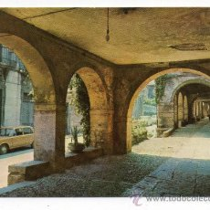 Postales: AVILÉS. SOPORTALES DE GALIANA.. Lote 35314502