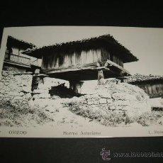 Postales: OVIEDO ASTURIAS HORREO ASTURIANO. Lote 36299581