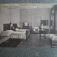 Postales: ASTURIAS OVIEDO HOTEL COVADONGA POSTAL ANTIGUA. Lote 36759230