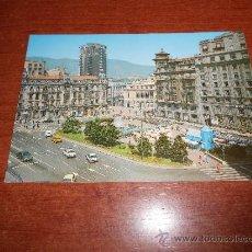 Postales: POSTAL DE OVIEDO, PLAZA DE LA ESCANDALERA. Lote 38042481