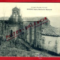 Postales: POSTAL OVIEDO, ASTURIAS, SANTA MARIA DE NARANCO, P78587. Lote 38005407