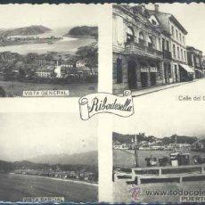Postales: RIBADESELLA (ASTURIAS).- VISTAS. Lote 38017157